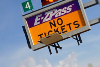 Turnpike Toll E-PASS