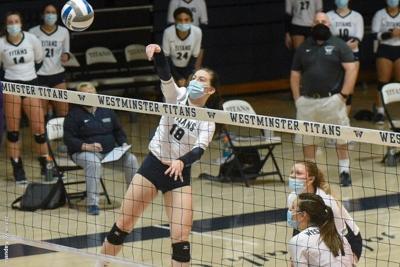 Volleyball: Titans Win Sixth Shutout of Season