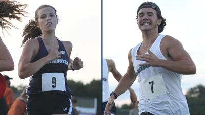 Cross Country: Titans Finish Strong at Behrend Invitational