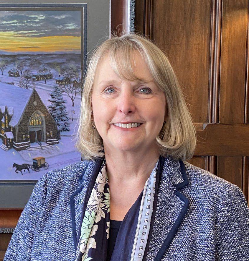 President Kathy Richardson