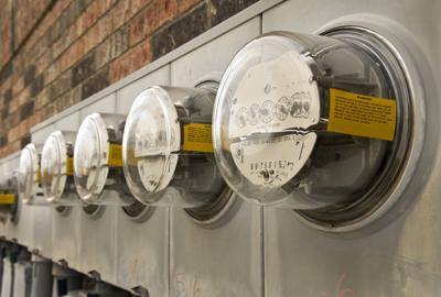 Electric Meters for Multi-Family Apartment Building