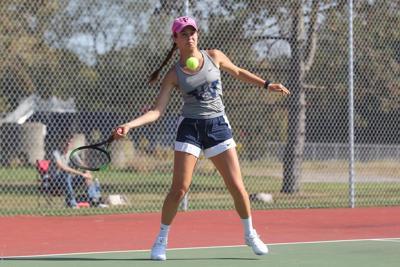 Women's Tennis: Titans March Past Nazareth in Spring Break Contest