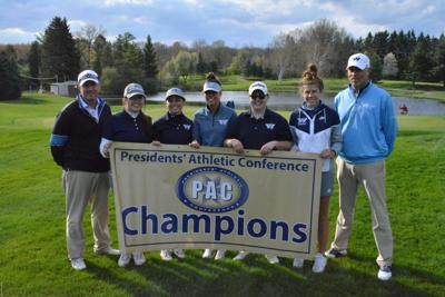 Women's Golf: Titans Claim Third-Straight PAC Championship Title