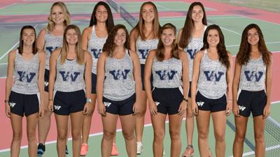 Westminster Women's Tennis Team