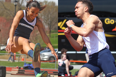 Track and Field: Women Win Second-Straight Meet, Men Finish Second