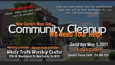 Community Cleanup May 1, 2021a