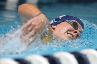 Women's Swimming and Diving: Titans Improve to 4-0 with Win Over Bison