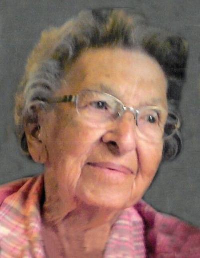 "Photo: Marguerite ""Maggie"" Olsen formerly of Verona / 1922-2021"