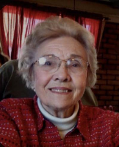 Photo: Janice K. Thompson, 96, of Morris  1924 - 2020