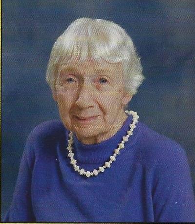 Photo: Monica M. Drinan, 102, of Morris  1918 - 2020