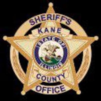 Kane County Sheriff Badge New New