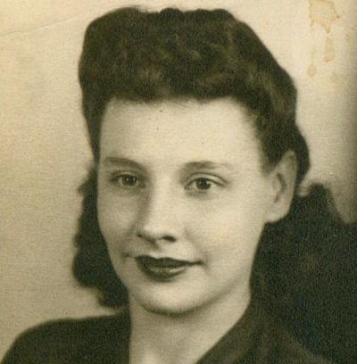 Photo: Margaret L. Atteberry  1925-2020