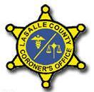 LaSalle County Coroner Badge