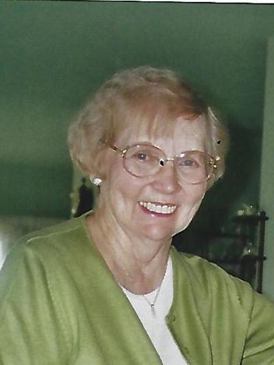 Photo: Donna Mae Burnham of Morris, 1934-2019