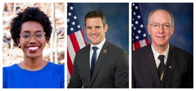 Underwood, Kinzinger and Foster
