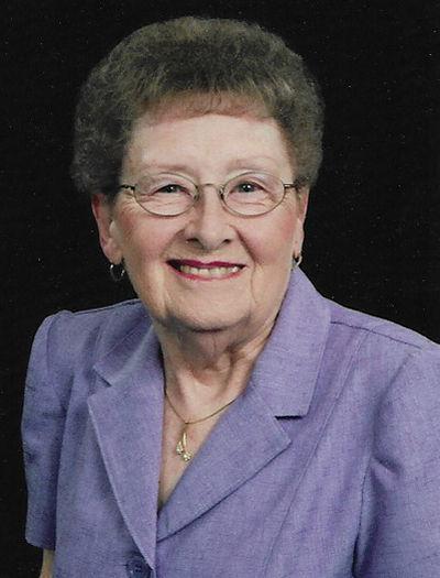 Photo: Obituary- HILLMAN, Rosemary
