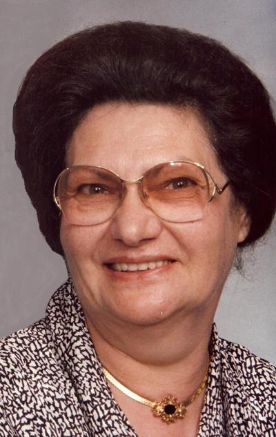 Photo: Georgia Eliakis of Morris 1929-2020