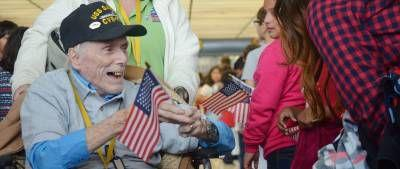 photo from Honor Flight Chicago website