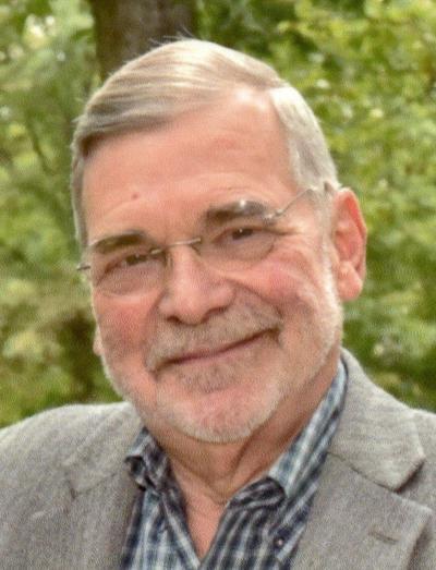Photo: John V. Hanson of Morris 1944-2021