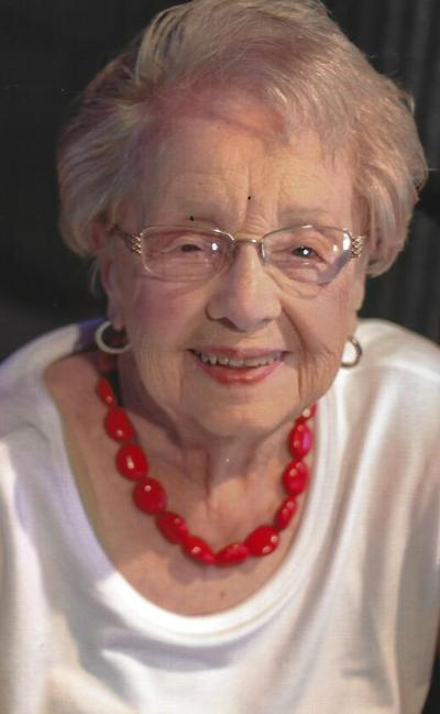 Photo: Evelyn S. Swenhaugen, 102, of Morris  1918  -  2020