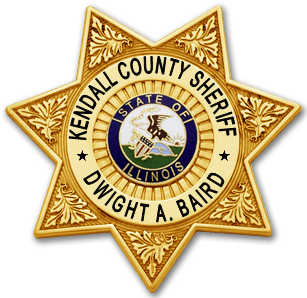 Sheriff Badge Kendall County