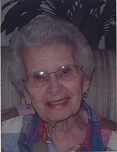 Photo: Ruth Mary Hauge, 97, of Morris  1922 - 2020