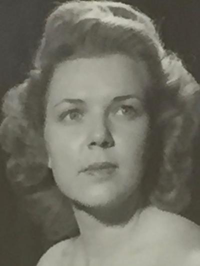 Photo: Ruth C. Walsh - Morris - 1919 to 2020