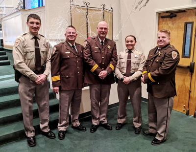 Photo from GC Sheriff's Office