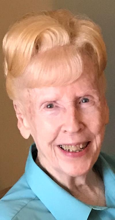 Photo: Maxine E. Sheedy, 98, of Morris  1922 - 2020