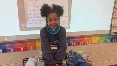 Old Navy responds to first grader's request for girls' jeans with real pockets