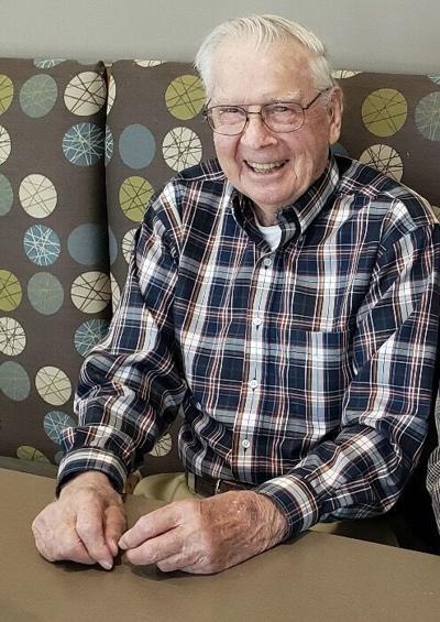 Photo: Robert J. Stangland, 96, of Morris  1924 - 2020