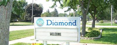 Village of Diamond website Photo