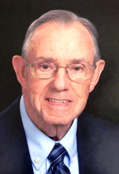 Photo: James E. Provancal of Morris 1932-2019