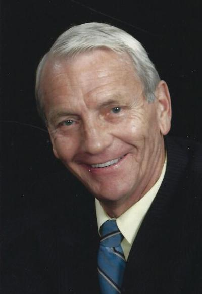 Photo:  Ray L. Lindley of Morris