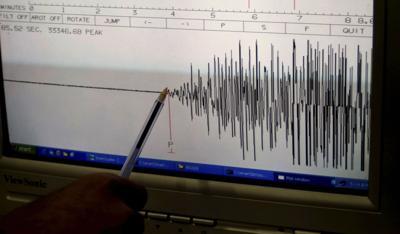 earthquake richter scale