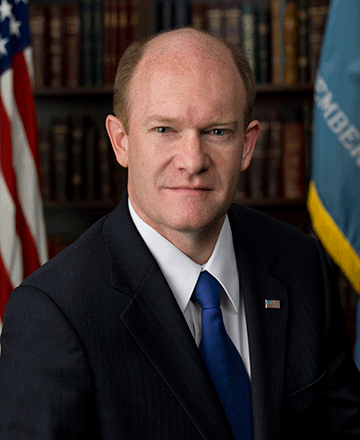 VIDEO | Will President Trump fire Attorney General Sessions? Sen. Coons thinks there's an endgame