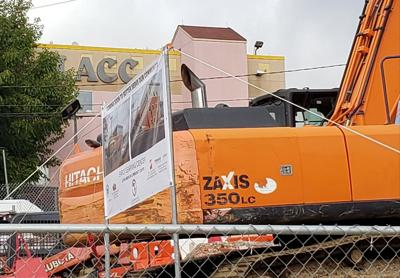 LACC ground breaking