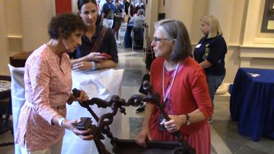 Antiques Roadshow stops at Winterthur