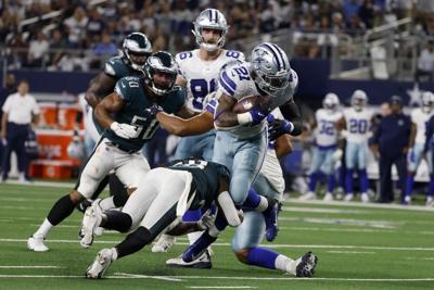 Cowboys Eagles 2021