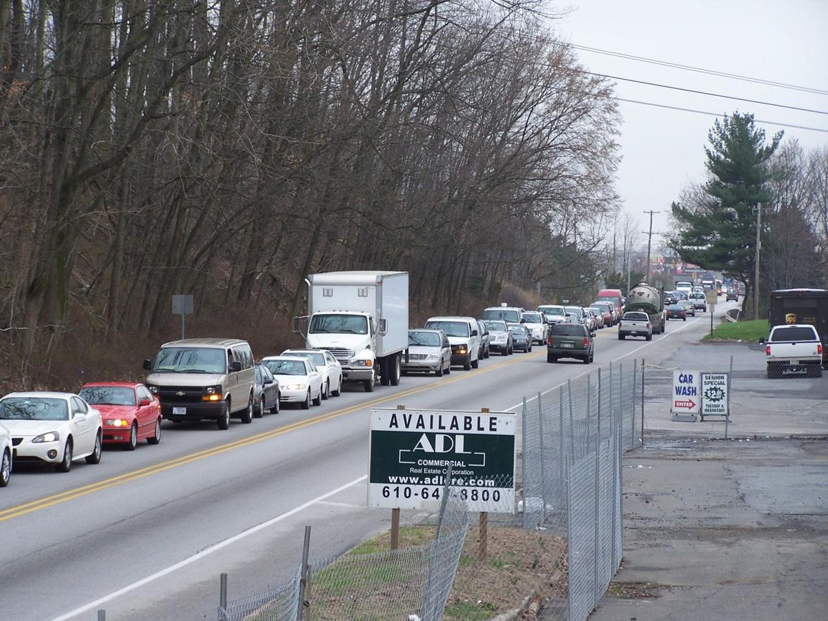 Conchester Highway Backup