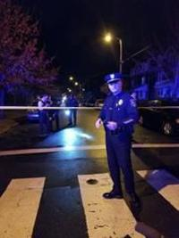 Wilmington Police investigate the city's 12th shooting this year
