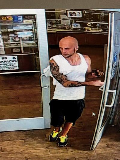 Hillcrest burglary suspect