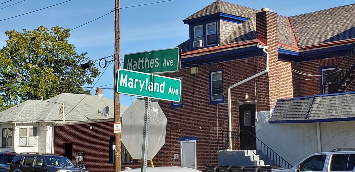 Maryland Avenue stabbing