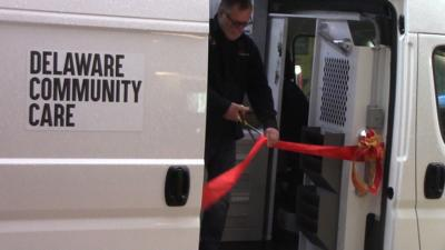 HIV / AIDS testing goes on the road
