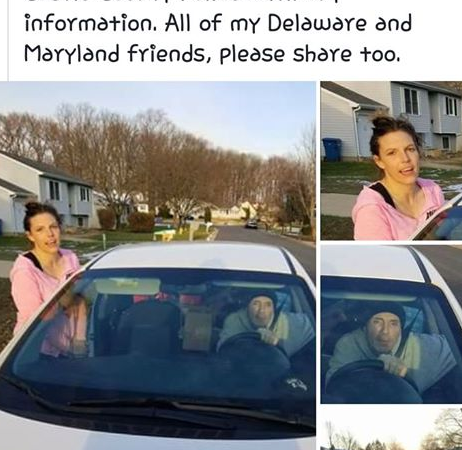 Facebook post leads New Castle County Police to package thieves