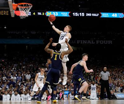 d76d3cfc844 Villanova & Salesianum's DiVincenzo to test NBA Draft chances | The ...