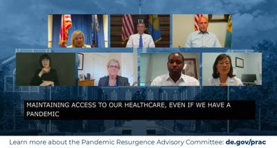 Pandemic Resurgence Advisory Committee 7-31