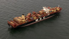 Ship in record cocaine bust