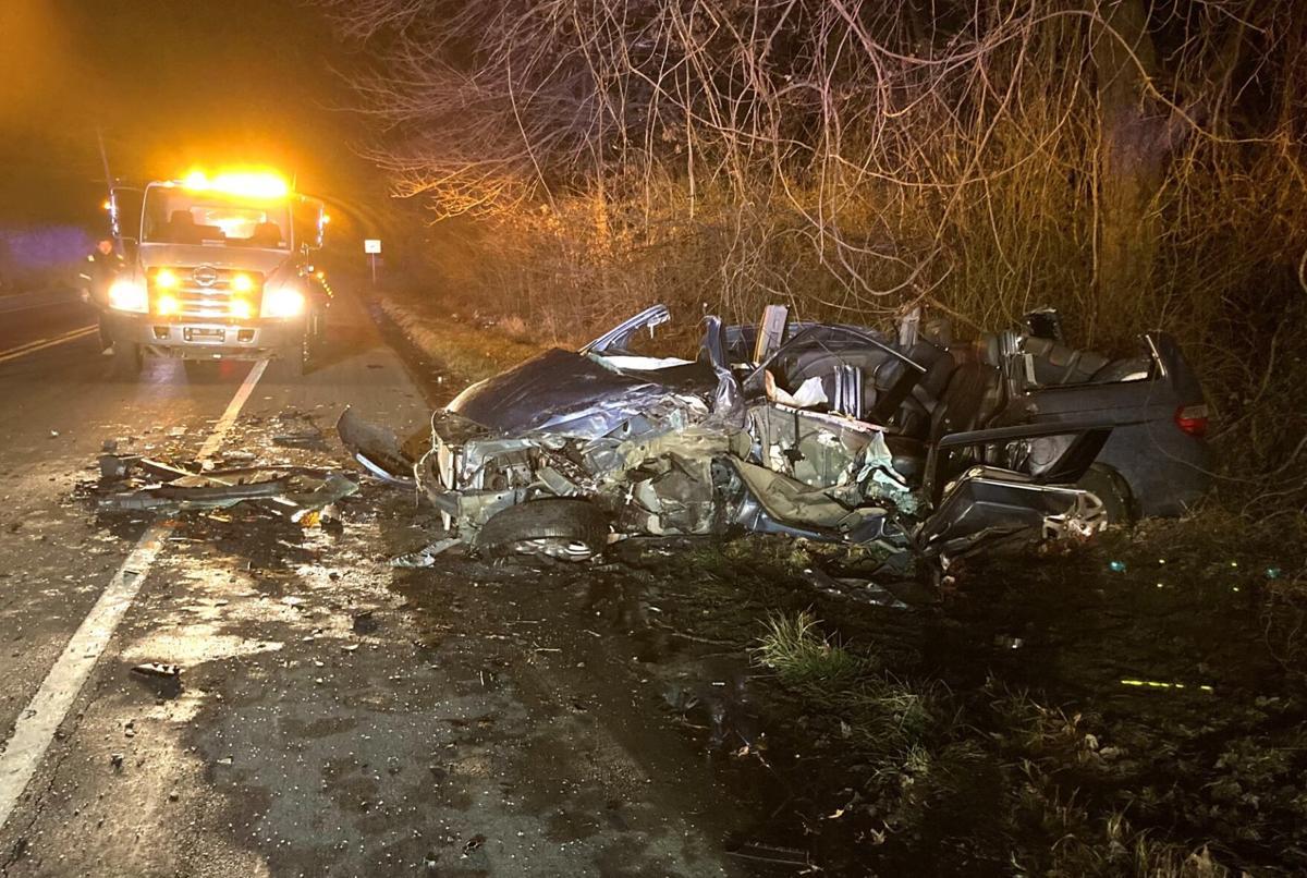 Old Baltimore Pike crash 030721