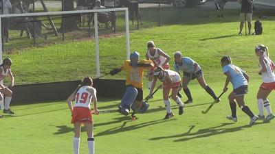 Delmar's Logan Walls goal vs. Cape Henlopen